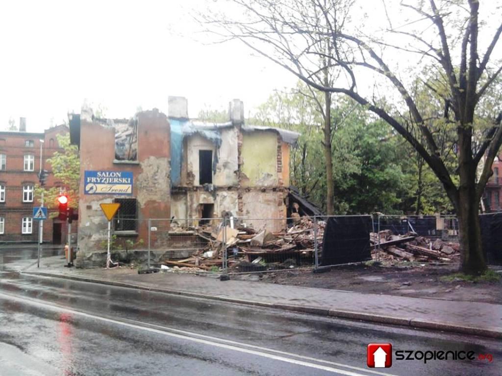 Dąbrówka Mała Um Katowice Nakazał Firmie Vindex Uporzadkować Teren