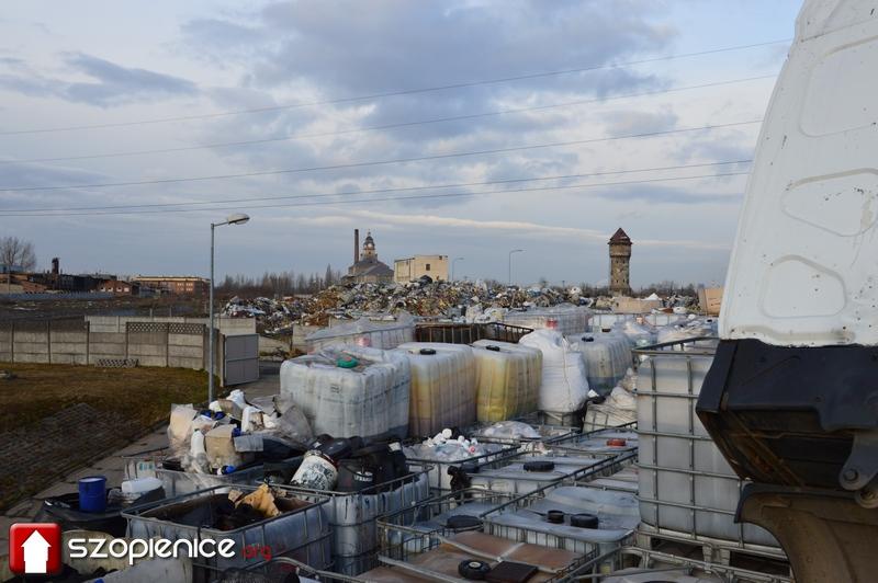 Prezydent Miasta Katowice przeznacza niemal 250 000 zł na zabezpieczenie terenu firmy Eko-Szop!