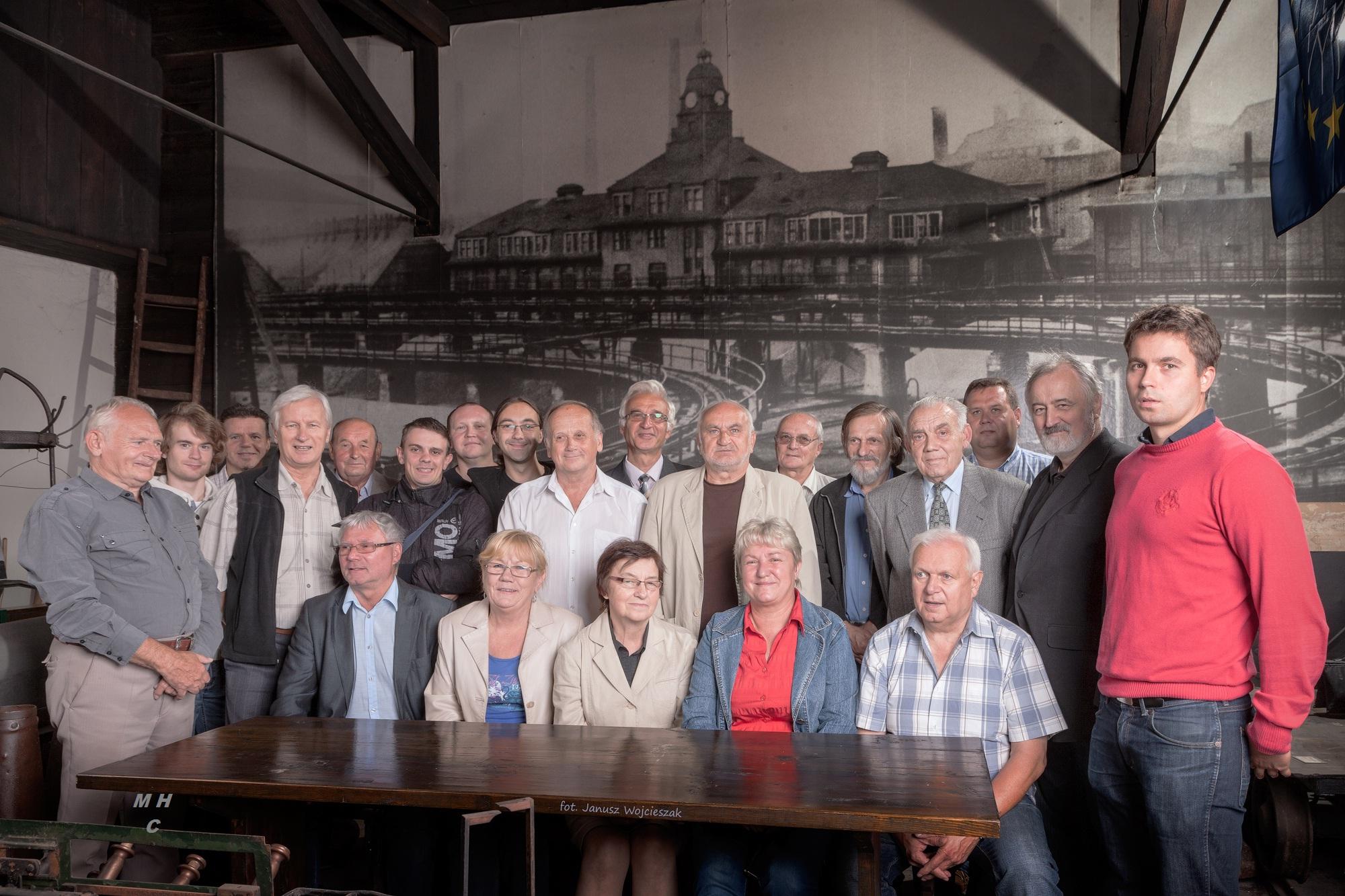 Stowarzyszenie na Rzecz Powstania Muzeum Hutnictwa Cynku w Plebiscycie Lider Roku 2014