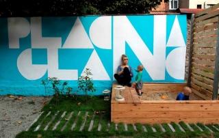 Plac na Glanc, ul. Kredytowa 8-9, Katowice