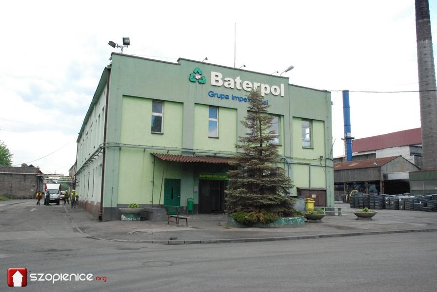 Baterpol S.A. (dawniej huta Walter Croneck)