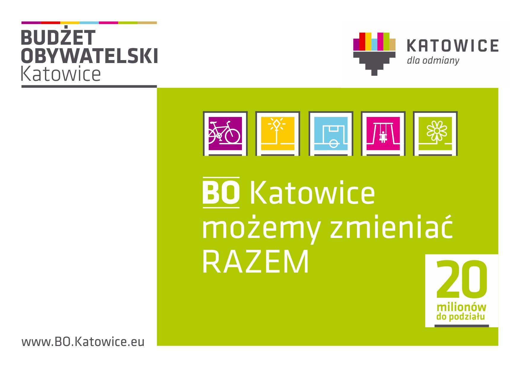 Wyniki weryfikacji projektów zgłoszonych do Budżetu Obywatelskiego Katowice 2016